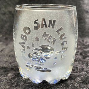 Cabo San Lucas Mexico Turtle Shot Glass